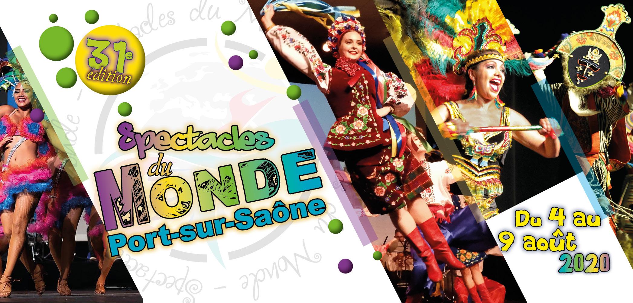 image de Festival International de Folklore 2020